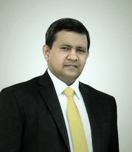 Indika Gunawardena Laugfs IT CIO